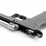 04. ММГ ФОРТ-17Р. Массогабаритный макет пистолета Форт-17Р.