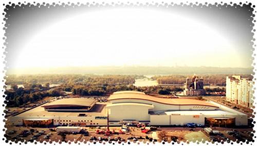 2. Международный выставочный центр. Киев.