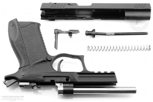 07. Травматический пистолет Форт-18Р. Травматическое оружие Украины.