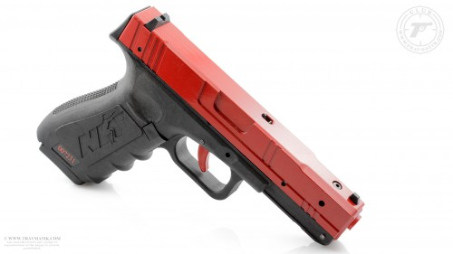 02. Тренировочный пистолет SIRT 110 Pro от NextLevel Training.