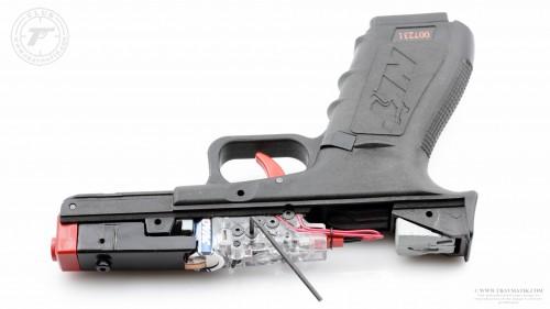 07. Тренировочный пистолет SIRT 110 Pro от NextLevel Training.