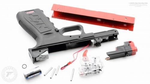 12. Тренировочный пистолет SIRT 110 Pro от NextLevel Training.
