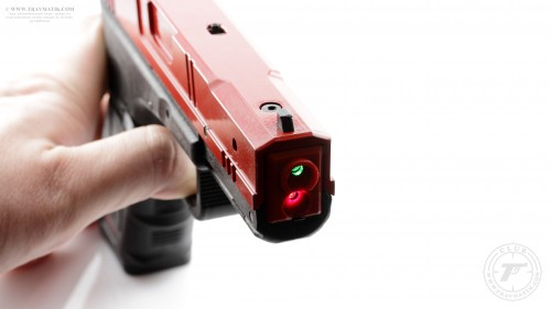 14. Тренировочный пистолет SIRT 110 Pro от NextLevel Training.