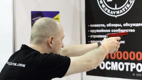 16. Тренировочный пистолет SIRT 110 Pro от NextLevel Training.