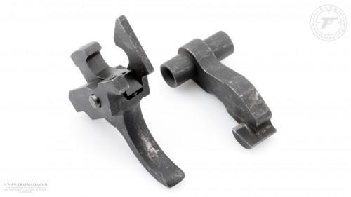 05. Регулируемый УСМ для АКМ. Red Star Arms - Adjustable AK Trigger System.