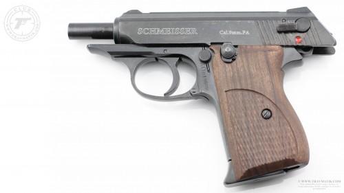02. Травматический пистолет SCHMEISSER AE790G1. Травматическое оружие Украины. ШМАЙСЕР.