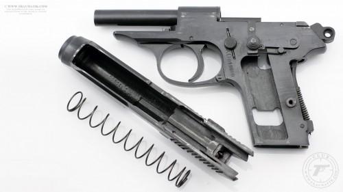 05. Травматический пистолет SCHMEISSER AE790G1. Травматическое оружие Украины. ШМАЙСЕР.