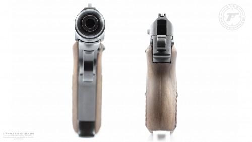10. Травматический пистолет SCHMEISSER AE790G1. Травматическое оружие Украины. ШМАЙСЕР.