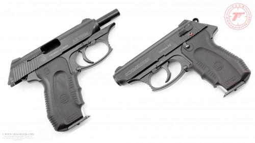 01. Schmeisser AE790M rev 3 - 2014. Обновленная версия пистолета ШМАЙСЕР АЕ790М.