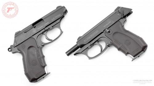 02. Schmeisser AE790M rev 3 - 2014. Обновленная версия пистолета ШМАЙСЕР АЕ790М.