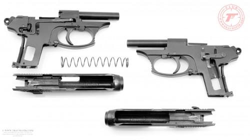 03. Schmeisser AE790M rev 3 - 2014. Обновленная версия пистолета ШМАЙСЕР АЕ790М.