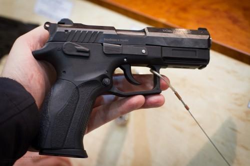 17. Травматический пистолет SAFARI GP-910