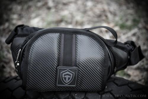 1. Поясная тактическая сумка для скрытого ношения оружия «9TACTICAL Casual Bag S»