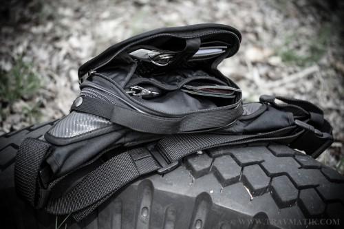 3. Поясная тактическая сумка для скрытого ношения оружия «9TACTICAL Casual Bag S»
