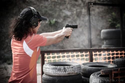 07. Пистолетный матч в формате FIT-SHOOTING.