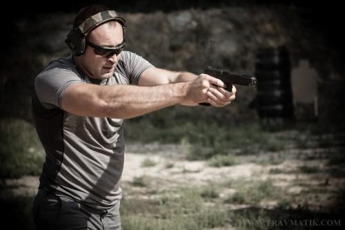 13. Пистолетный матч в формате FIT-SHOOTING.
