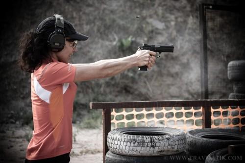 18. Пистолетный матч в формате FIT-SHOOTING.