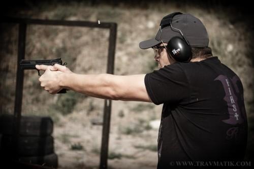 20. Пистолетный матч в формате FIT-SHOOTING.