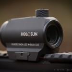 07. Обзор коллиматорных прицелов HOLOSUN HS403C и HS403G