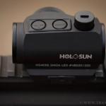 13. Обзор коллиматорных прицелов HOLOSUN HS403C и HS403G