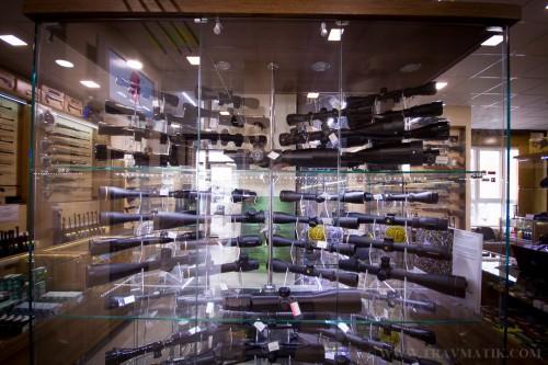 16. КУЛЯ. Оружейный магазин г. Киев. Левый берег, Осокорки, Позняки.