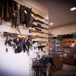 21. КУЛЯ. Оружейный магазин г. Киев. Левый берег, Осокорки, Позняки.