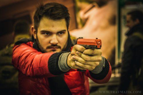 iMarksman на выставке ОРУЖИЕ И БЕЗОПАСНОСТЬ в Киеве