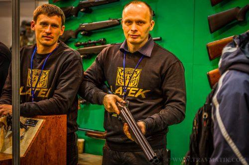 Трёхствольное ружьё от ЛАТЕК