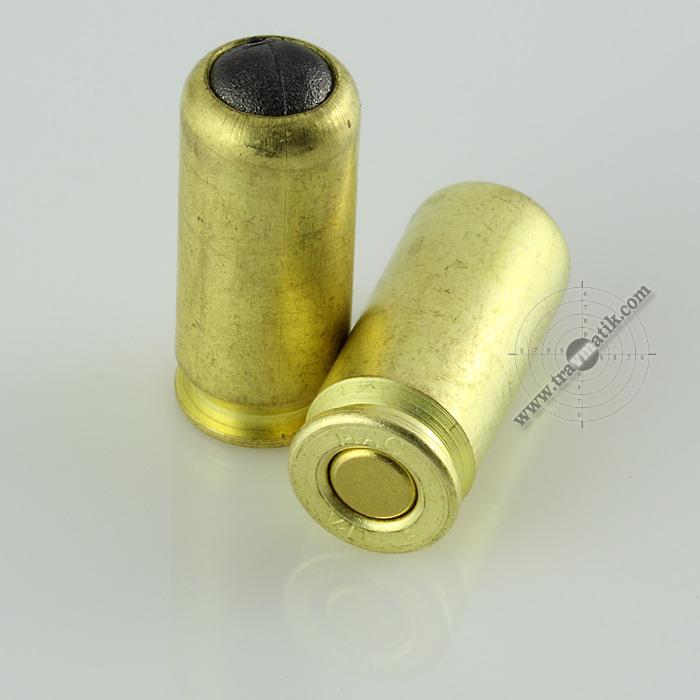 Патрон для травматического пистолета МАС 9 мм РА.