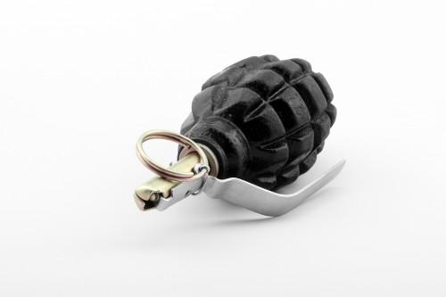02. F1 grenade (Russia).