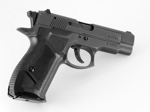 01. Fort-12 Pistol