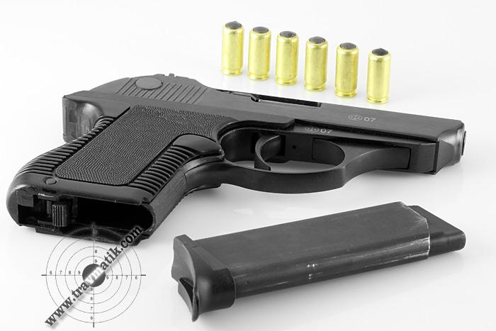 Травматический пистолет ПСМ-Р.