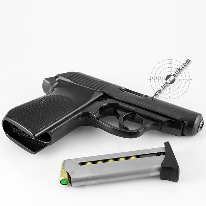 07 Пистолет SCHMEISSER ПГШ-790
