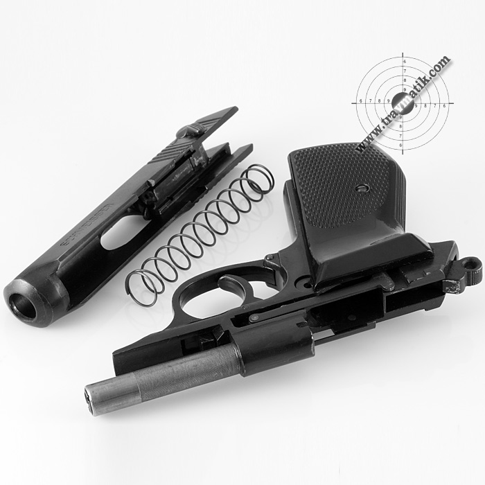 08 Пистолет SCHMEISSER ПГШ-790