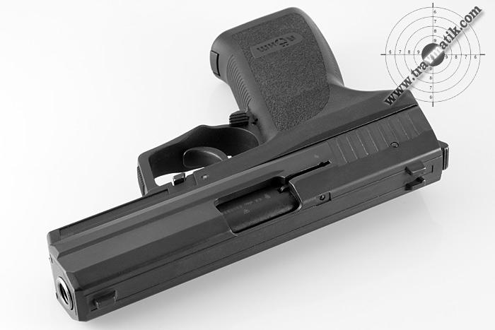 03 Пистолет Röhm RG96. Копия дизайна HK P8 от Heckler&Koch.