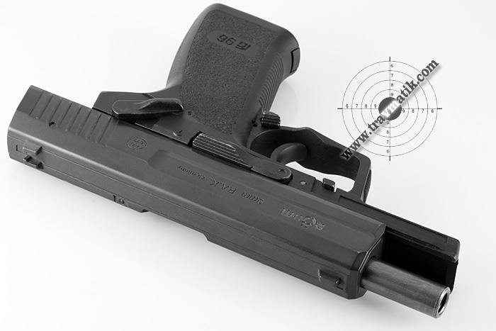 05 Пистолет Röhm RG96. Копия дизайна HK P8 от Heckler&Koch.