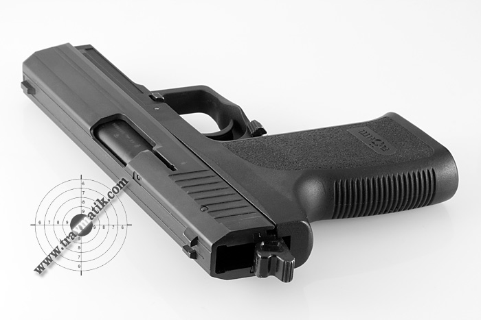 07 Пистолет Röhm RG96. Копия дизайна HK P8 от Heckler&Koch.