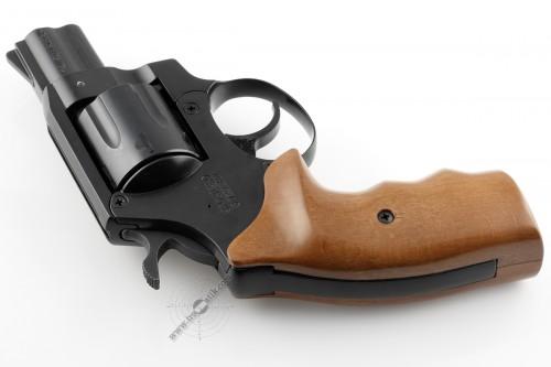 11. Травматический револьвер «SAFARI 820G». Чёрный.