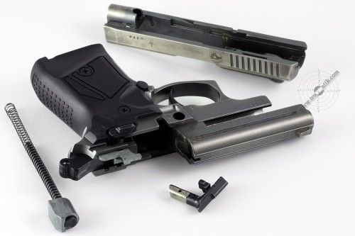 07. Пистолет «Беркут-Streamer»