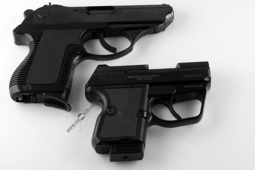 02. Травматический пистолет «SAFARI MINI» (САФАРИ МИНИ) и ПСМ-Р