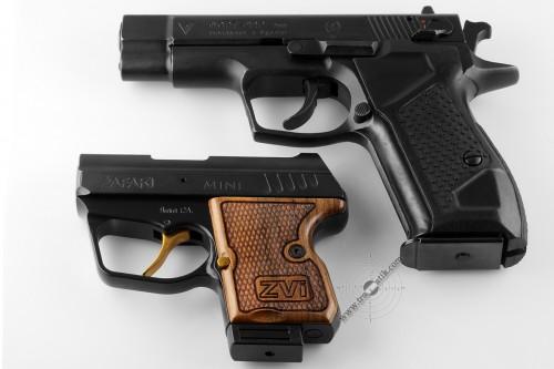 04. Травматический пистолет «SAFARI MINI» (САФАРИ МИНИ) и Форт-12Р