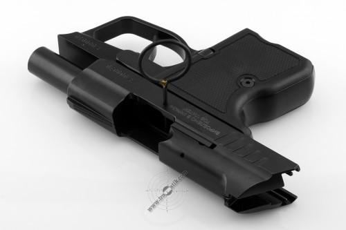 07. Травматический пистолет «SAFARI MINI» (САФАРИ МИНИ). Положение для чистки.