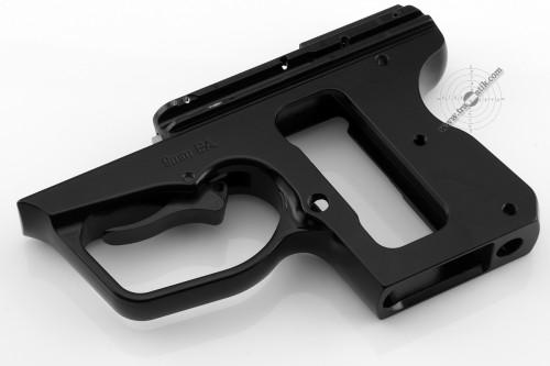 10. Травматический пистолет «SAFARI MINI» (САФАРИ МИНИ). Рамка вид слева.