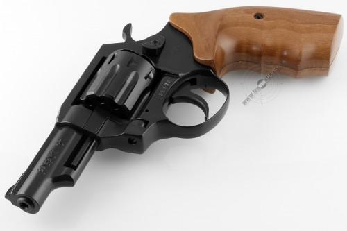 01. Револьвер под патрон Флобера Safari РФ-430.