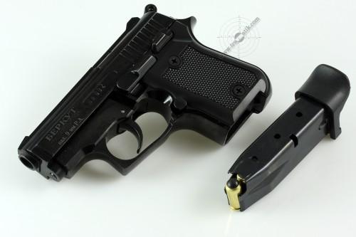 01. Травматический пистолет «Беркут-Stalker».