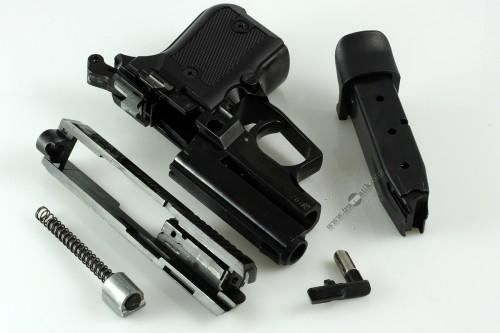 07. Травматический пистолет «Беркут-Stalker».