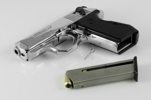 01. Травматический пистолет «Шмайсер АЕ10G» \ «SCHMEISSER АЕ 10G»