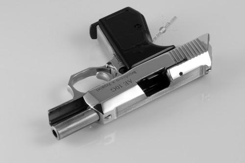 06. Травматический пистолет «Шмайсер АЕ10G» \ «SHMEISSER АЕ 10G»