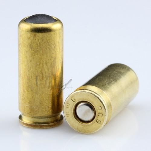 01. Травматический патрон с маркировкой «ПС9 – 9 mm».