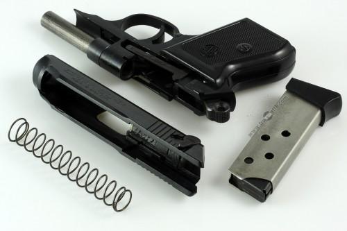 06. Травматический пистолет ЭРМА-55Р. (ERMA-55R)
